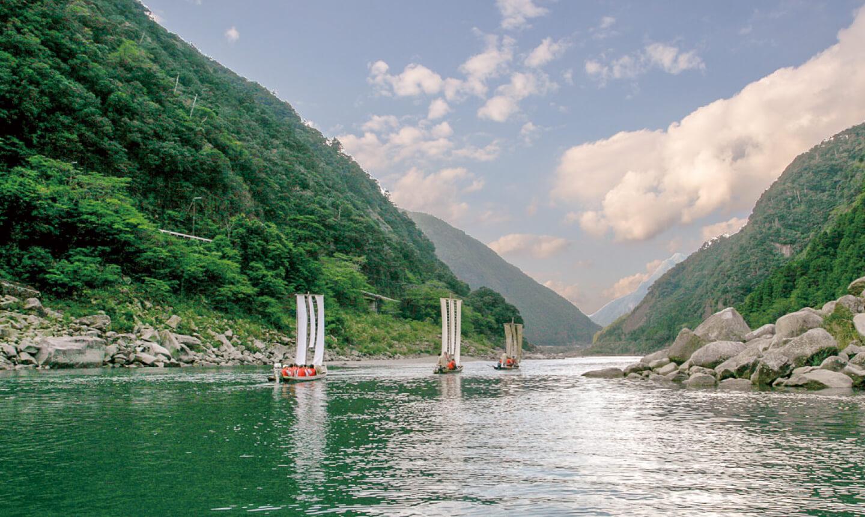 熊野川体感塾の写真