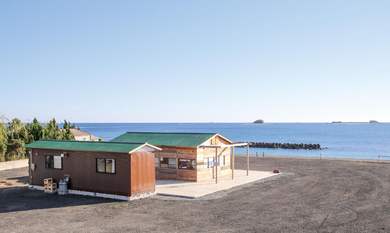 火場・広の浜の写真