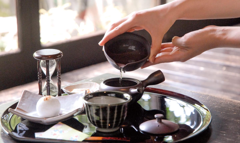 深緑茶房の写真